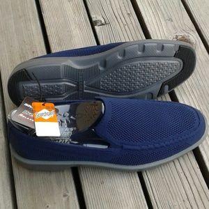 Skechers Mens Walson Morado slip-on loafers sz 9.5